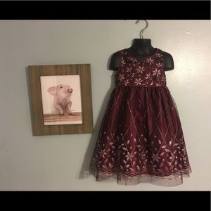 Other - 4t toddler dress from Kohl's